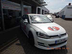 Golf VII (White Angel)
